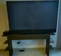 Huge 75 inch tv & stand for sale