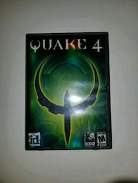 QUAKE 4 PC GAME Montreal, H3S