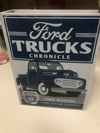 Ford trucks chronicle book/fake book open hiding valuables Omaha, 68127