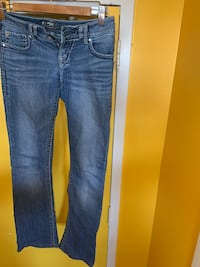 """SILVER JEANS CO."" DEMIN FLARE STYLE JEANS Toronto, M6P 2T3"