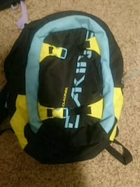 Dakine snowboard or skate backpack