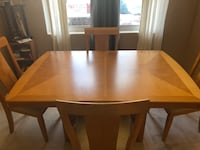 Dining room table with chairs  Pembroke Pines, 33024