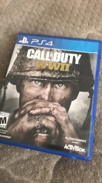 call of duty wwII Bakersfield, 93304