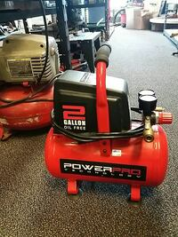 red and black Power Pro air compressor Hagerstown, 21740