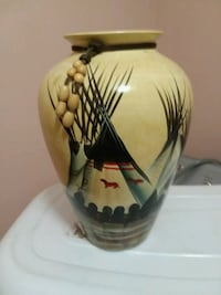 Indian pottery vase REDUCED PRICE Millersville, 17551