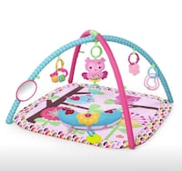 baby's blue and green activity gym Alexandria, 22306