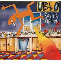 UB40- Rat in the Kitchen Suffolk