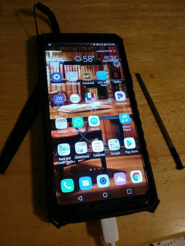 Lg Stylo4 phone boost mobile