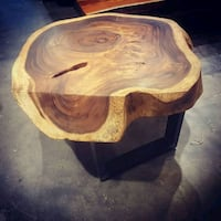 Coffee table suar wood  Montreal, H2W 1Z8