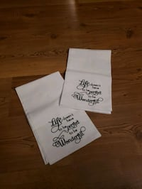 Flour sack kitchen towels Wichita, 67212