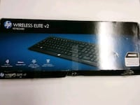 Hp Elite V2 keyboard Washington
