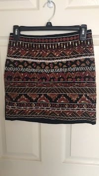 H&M patterned sequence skirt Kyle, 78640