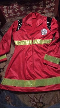 Sexy firemen fire girl costume never worn $15 Des Moines, 50310