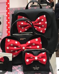 Limited Edition Minnie Mouse Collection  Vaughan, L4L 9H6