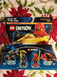 LEGO Dimensions Team Pack 71207 (New) Riverside, 92508