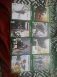 Xbox one games for sale Laval, H7K 1G2