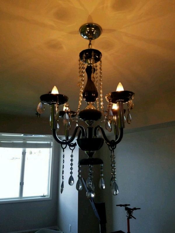 Used chandelier for sale in milford letgo chat aloadofball Gallery
