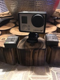 GoPro Hero 3+ with 2 extra batteries  Walnut Creek, 94596