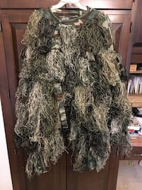 Woodland Camo Suite ideal For Hunting & Halloween  Dunkirk, 20754