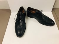 Geox men's leather dress shoes size 45 Toronto, M2R 3N1