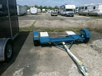 blue and black utility trailer Virginia Beach, 23464