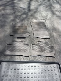 MERCEDES ALL WEATHER MATS AND CARGO LINER