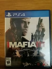 Mafia 3 PS4 game  Kelowna, V1V 1T4