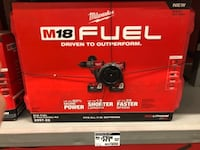 Milwaukee M18 fuel 2997-22 pack out case EDISON