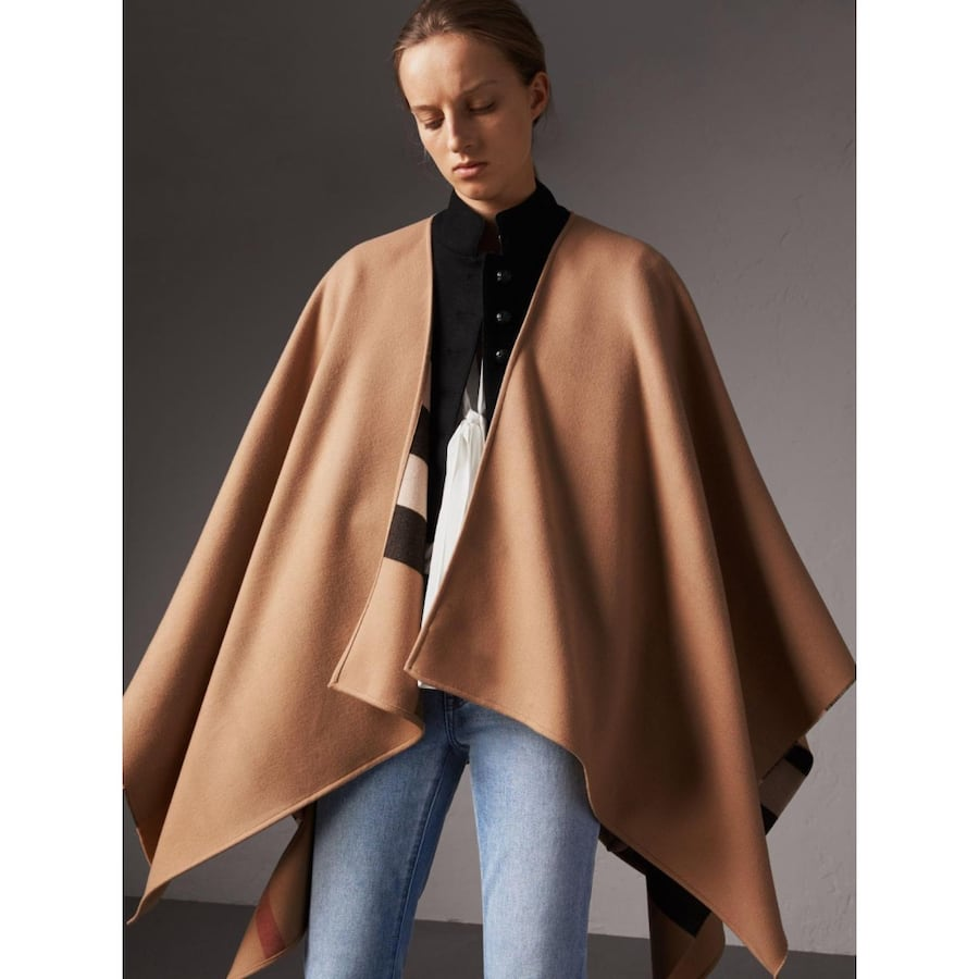 Burberry Pancho (this item is sold out worldwide)