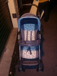 baby's black and white stroller Camp Hill, 17011