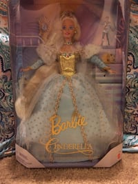 Barbie Cinderella doll Pretty Prairie