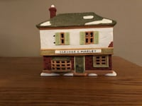 Dickens Department 56 - Scrooge and Marley Counting House Sioux Falls, 57110
