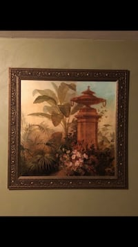 Tropical Painting Chesapeake, 23323