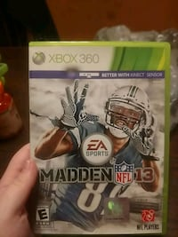 Xbox 360 Madden 13 Waterford, 45786