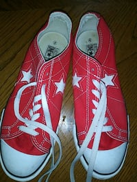 Red and white converse Mount Juliet, 37122