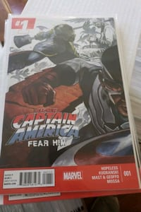 All new captain America fear him 1-4 Fairfax, 22032