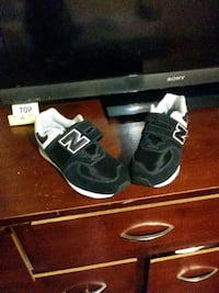 black and white New Balance low top sneaker Louisville, 40211