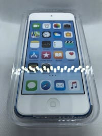 Blue iPod Touch 32GB 6th Gen (NEW) 3749 km