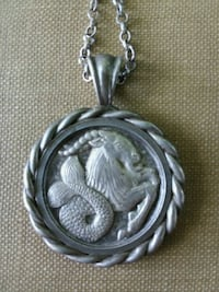 silver-colored pendant necklace Indianapolis, 46222