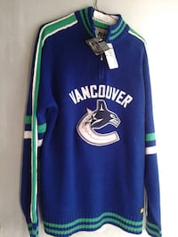 Canucks Sweater (new)  Burnaby
