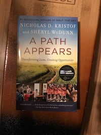 A Path Appears by Nicholas D. Krisof and Sheryl WuDunn
