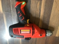 Mastercraft 3/8 drill with laser guide