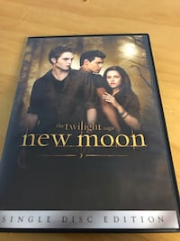 New moon dvd  Chaska, 55318