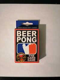 Beer pong the card game  Guelph