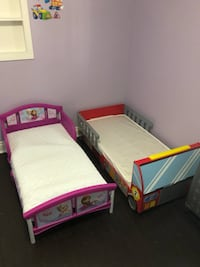Girl and boy bed frame Toronto, M2N 4R5