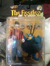 The beatles action figure  Colton, 92324