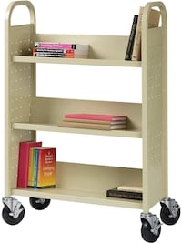 Looking for A Book Cart