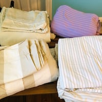 High Thread Count Queen Sheet Sets- 2 Purple sets and 3 others Woodbridge, 22191