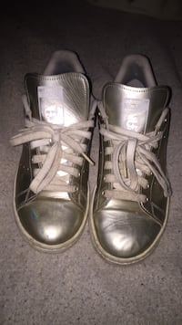 silver stan smith adidas size 9 Temple Hills, 20748