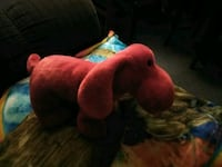 Ty Rover the red dog beanie baby plush Summerville
